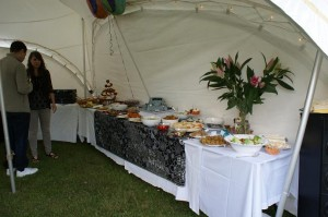 Birthday Event in Essex with a Hog Roast Dinner