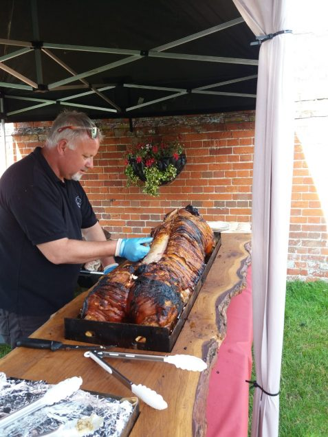 Corporate Hog Roast and BBQ Functions