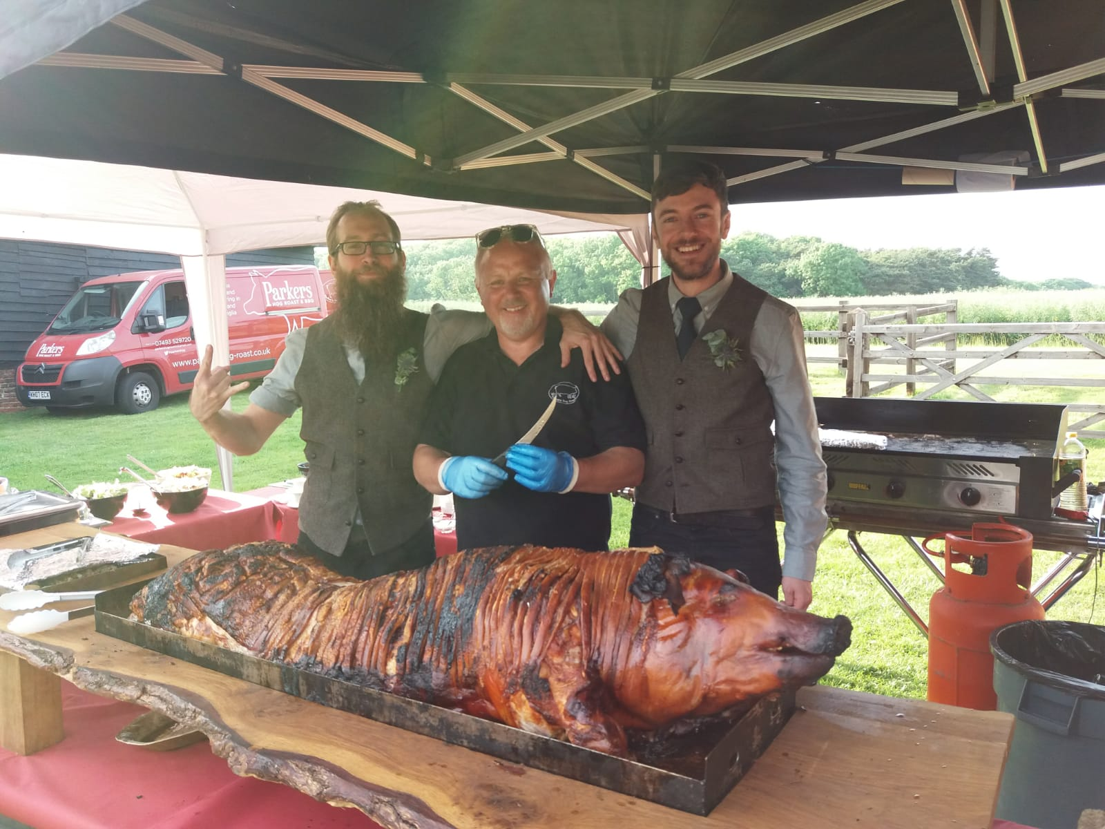 Bespoke Hog Roast and BBQ Catering
